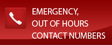 Emergency Out Of Hours Contact Numbers