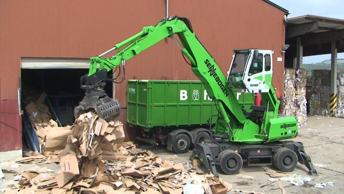 Waste specification High Rise Cab Material Handlers for HIRE !!!