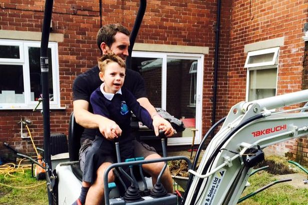 Batten Disease family launch DIY SOS