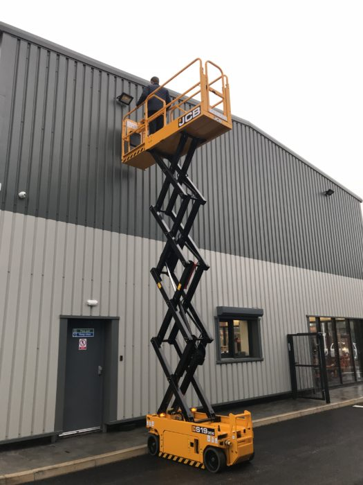 JCB S19 30E Access Platforms available for hire