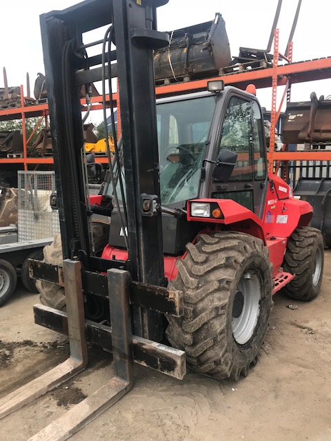 MANITOU M50-4 FOR SALE YEAR 2015